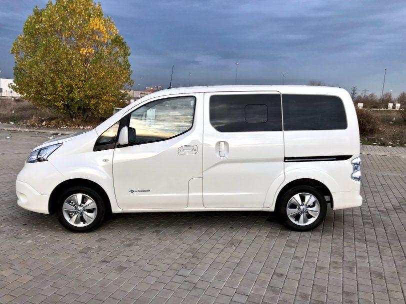 Lateral Izquierdo e NV2OO evalia 1140x855 - Nissan e-NV200 7 plazas 40 kWh de capacidad