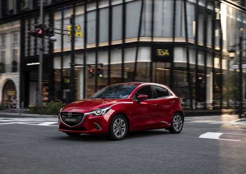 Mazda2 2018 01 - Mazda2 Zenith 1.5 Skyactiv-G 90 CV