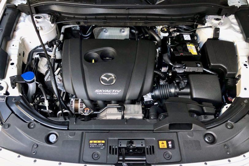Motor CX 5 1140x760 - Mazda CX-5 2.0L SKYACTIV-G 165 CV 2WD MT Zenith Black