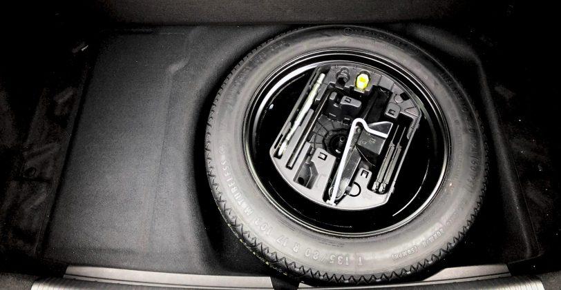 Rueda de repuesto Peugeot 508 GT - Peugeot 508 GT: Viene para quedarse