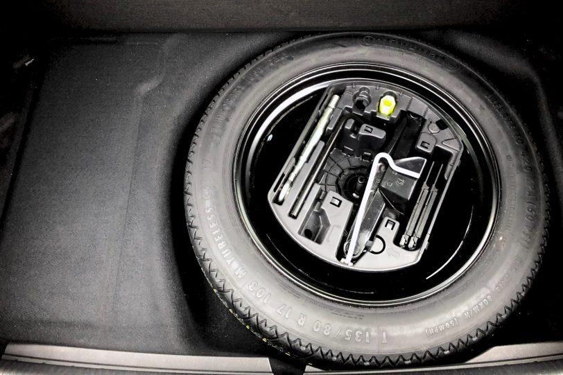 Rueda de repuesto Peugeot 508 GT 1140x760 - Peugeot 508 GT: Viene para quedarse