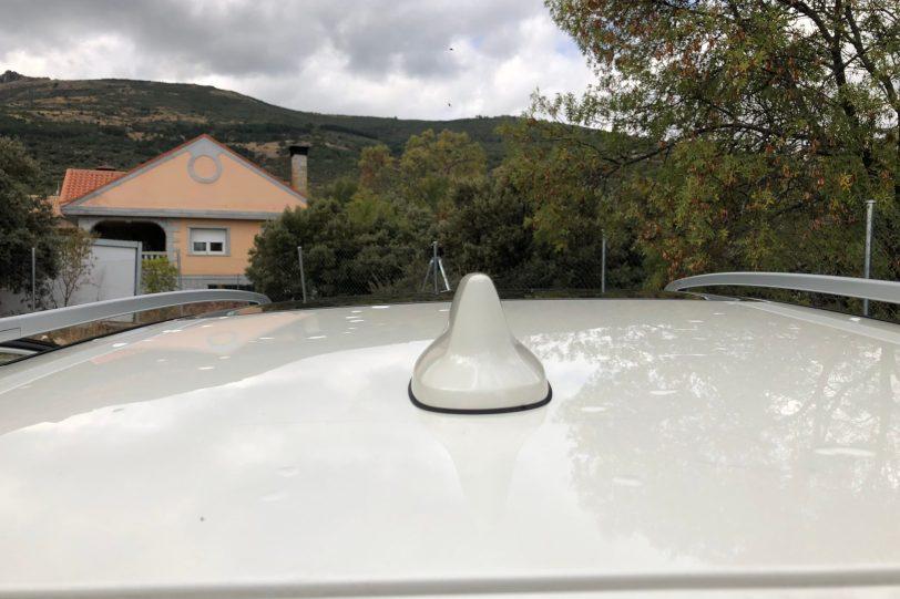 Antena aleta de tiburon 1260x840 - Nissan X-Trail 2018 2.0 dCi 177 CV 7 Plazas