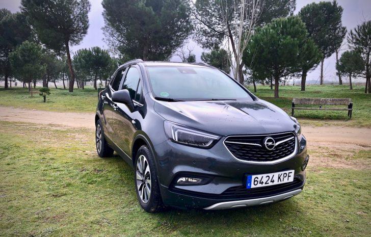 Frontal Derecha Mokka 4x4 - Opel Mokka X CDTI 4X4 (136CV) Excellence