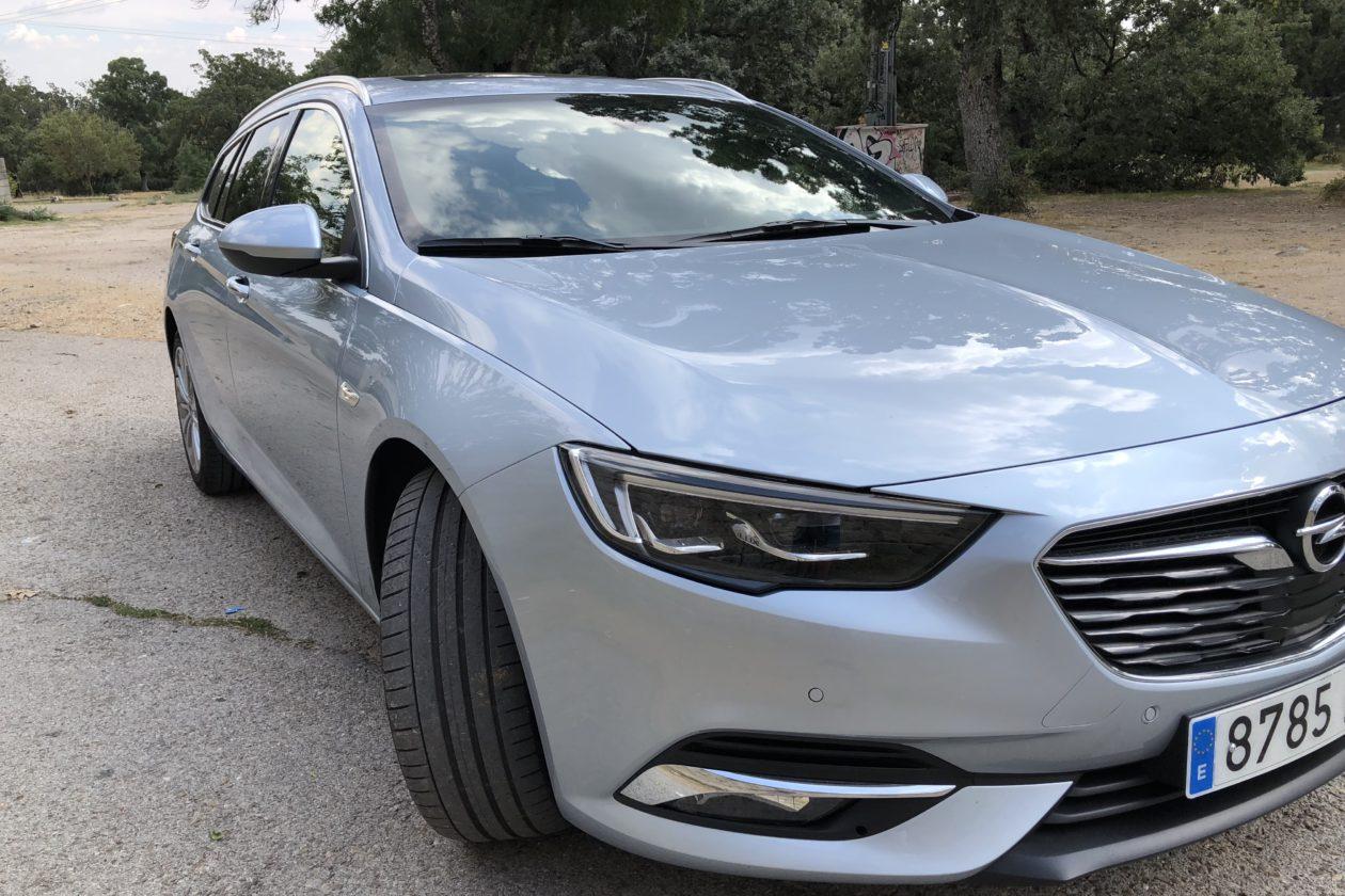 IMG 1309 1260x840 - Opel Insignia Sport Tourer 1.5 Turbo 165 CV