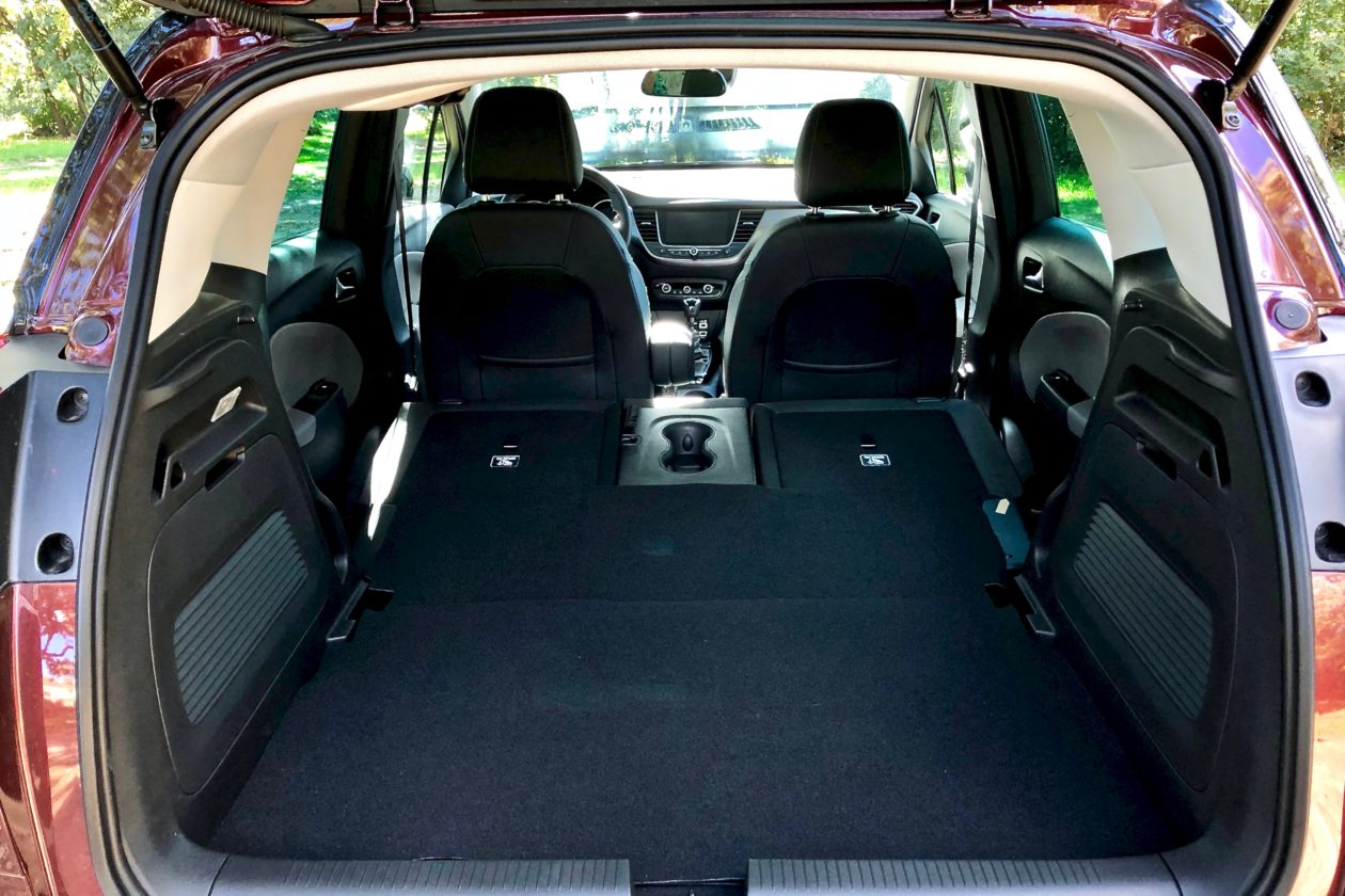 Maletero 2 plazas 1 1260x840 - Opel Crossland X Innovation 1.5 ECOTECD 102 CV