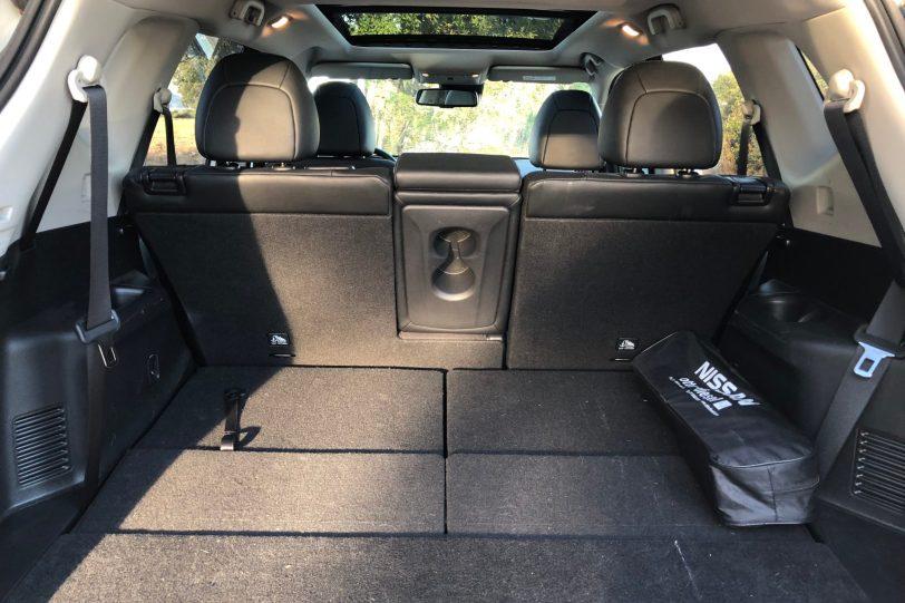 Maletero 5 plazas 3 1260x840 - Nissan X-Trail 2018 2.0 dCi 177 CV 7 Plazas
