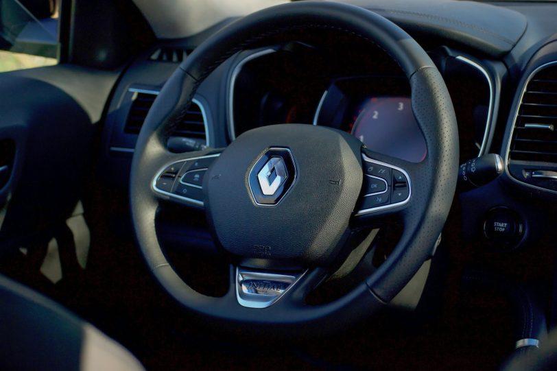 Mandos Volante - Renault Koleos: Completamente renovado
