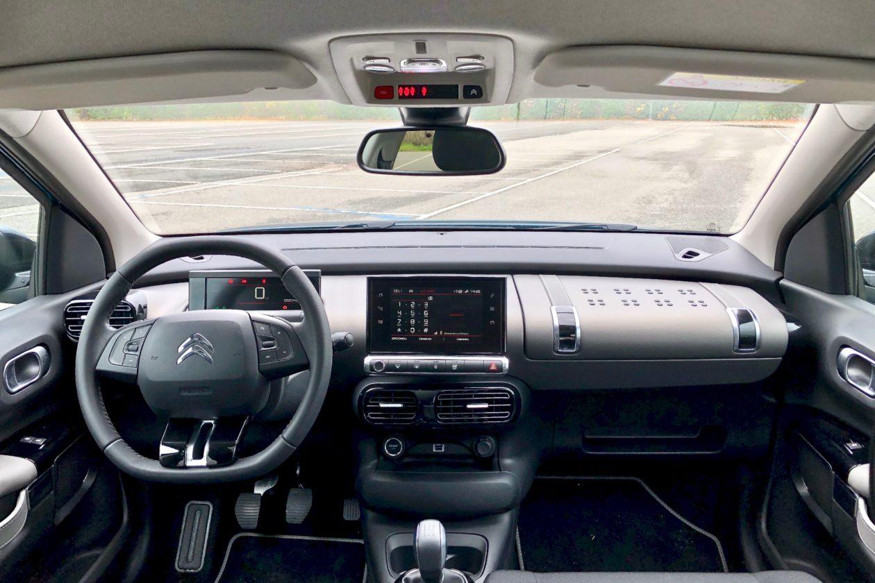 Salpicadero Frontal 1260x840 - Citroën C4 Cactus