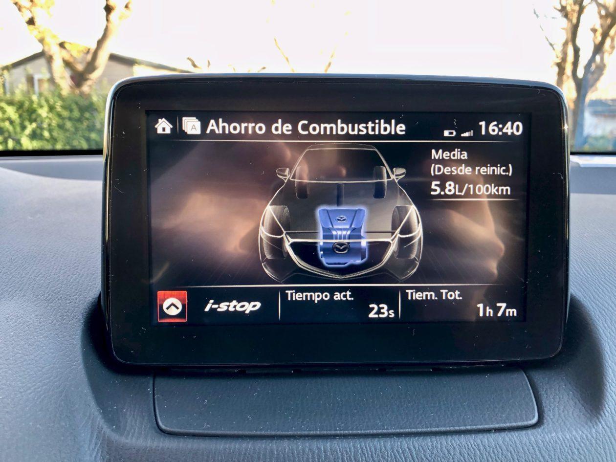 i stop Mazda2 1 1260x945 - Mazda2 Zenith 1.5 Skyactiv-G 90 CV