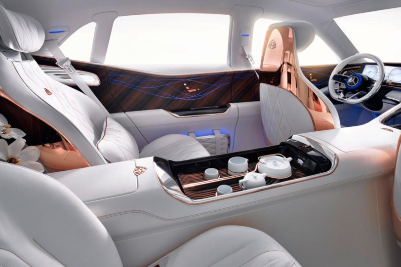 Interior Maybach GLS 1260x840 - Mercedes-Maybach GLS: un SUV a la altura de un Bentayga