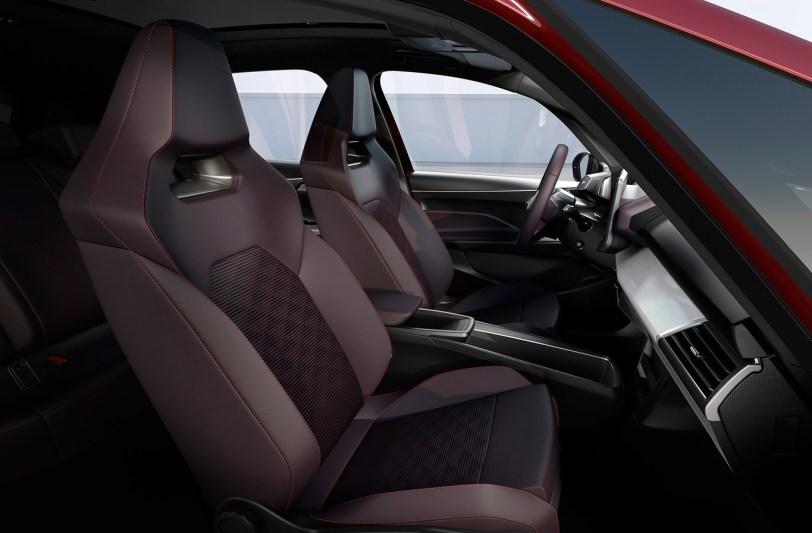 Interior Seat el Born - SEAT el-Born Concept con 204 CV y 420 km de autonomía. ¿Es el futuro de SEAT?