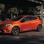 Lateral izquierdo Renault Clio 2019 - inicio