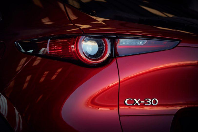 Mazda CX 30 at 2019GIMS 15 - Mazda completa su gama con el nuevo Mazda CX-30