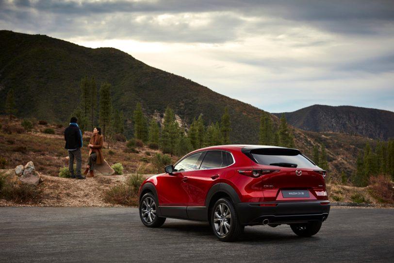 Mazda CX 30 at 2019GIMS 9 1260x840 - Mazda completa su gama con el nuevo Mazda CX-30