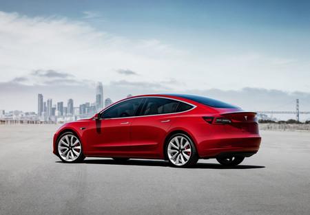 Portada Tesla Model 3