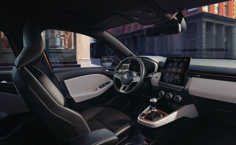 Salpicadero derecha Renault Clio 2019 - Renault Clio 2019: un nuevo diseño, más calidad y tecnología, y ahora también con opción híbrida