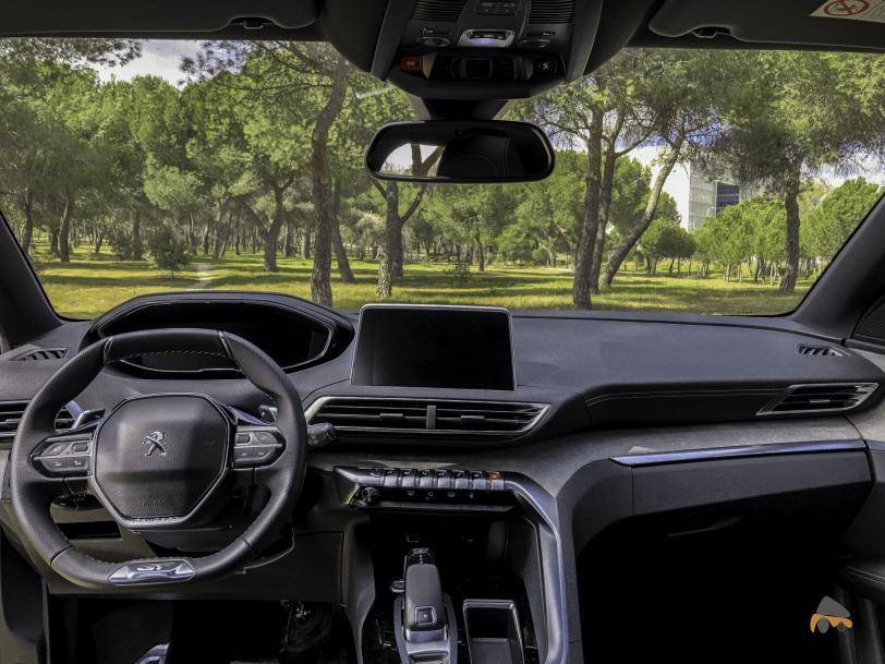 Salpicadero frontal Peugeot 3008 - Peugeot 3008 GT BLUEHDI 180 CV