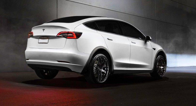 Tesla Model Ysupuesto - El Tesla Model Y ya tiene fecha de presentación: el 14 de marzo