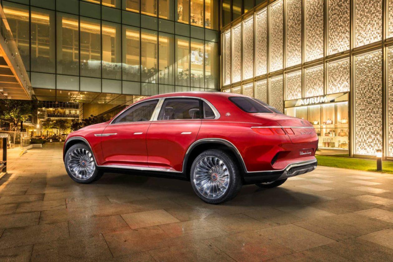 Trasera Izquierdo Maybach GLS 1260x840 - Mercedes-Maybach GLS: un SUV a la altura de un Bentayga