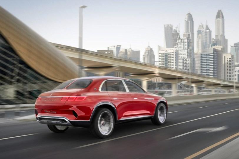 Trasera derecho Maybach GLS 1260x840 - Mercedes-Maybach GLS: un SUV a la altura de un Bentayga