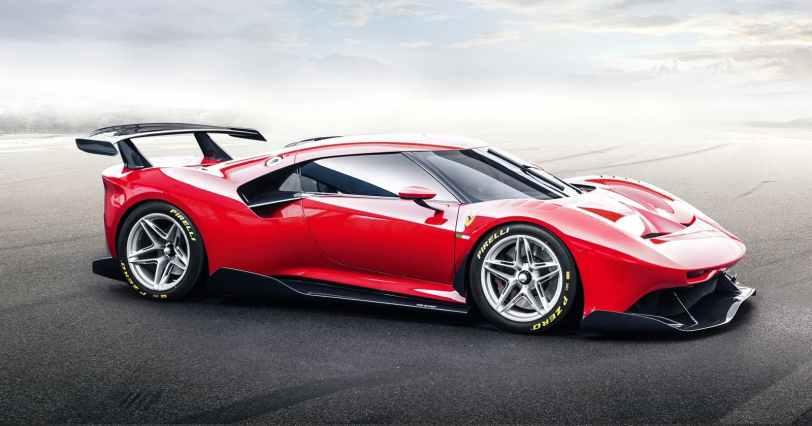 ferrari p80c 2019 0319 002 - Ferrari P80/C: el coche más radical y exclusivo de Ferrari