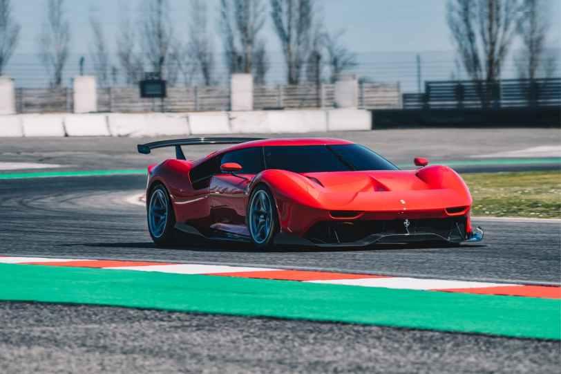 ferrari p80c 2019 0319 011 1260x840 - Ferrari P80/C: el coche más radical y exclusivo de Ferrari