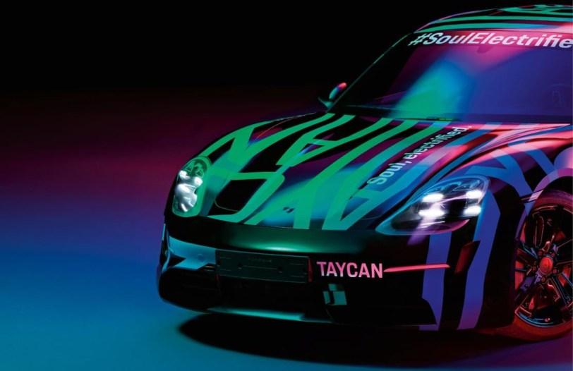 1366 2000 - Porsche Taycan: El primer coche eléctrico de Porsche