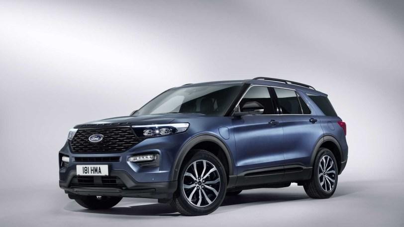 2560 30002 - ¡Menuda sorpresa! El nuevo Ford Explorer contará con una versión híbrida enchufable con 40 km de autonomía