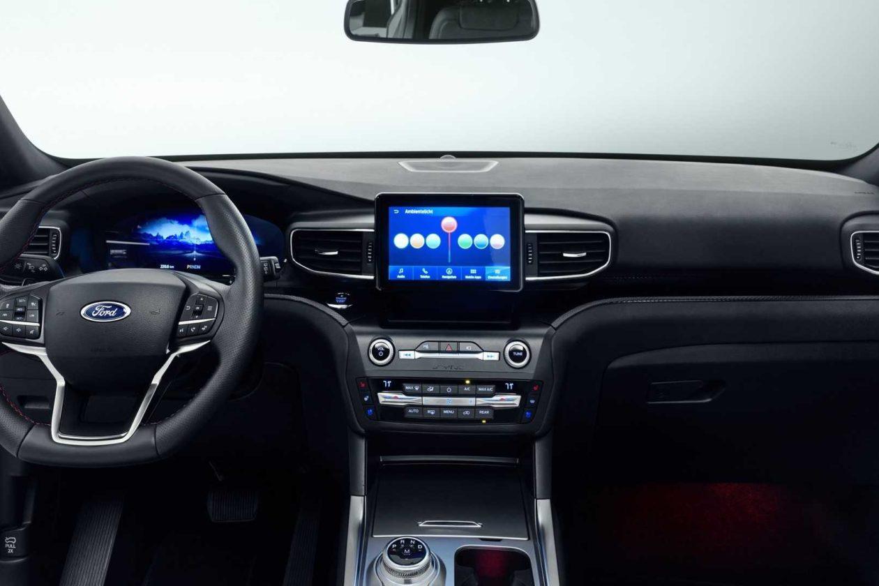 2560 30007 1260x840 - ¡Menuda sorpresa! El nuevo Ford Explorer contará con una versión híbrida enchufable con 40 km de autonomía