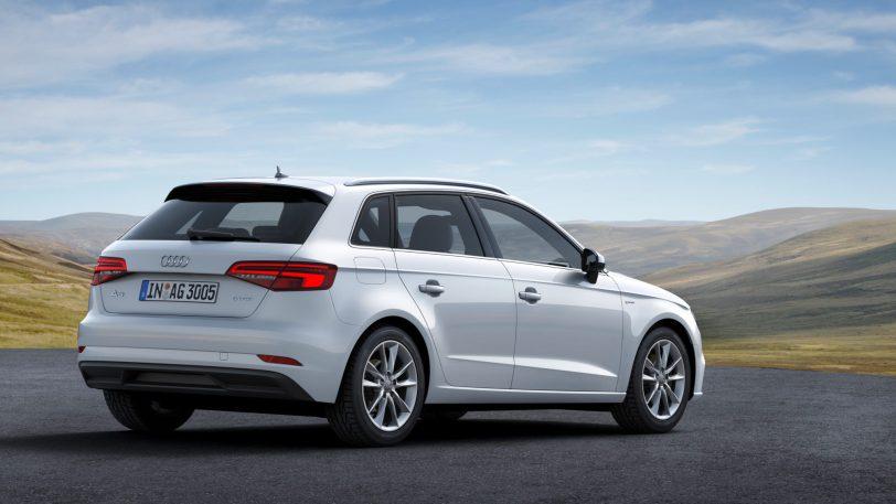 Audi A3 Sportack g tron - Nueva gama a gas de Audi desde 30.920 euros