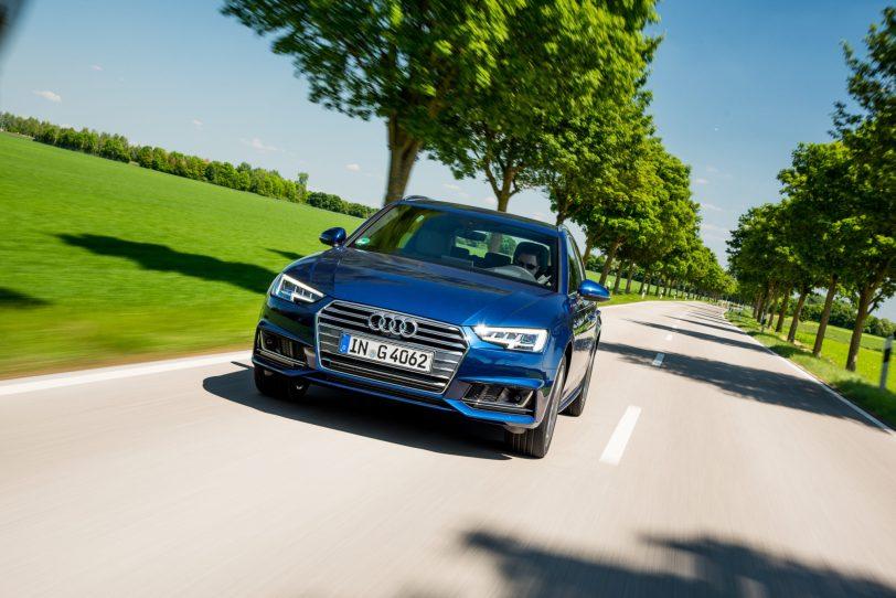 Audi A4 Avant g tron - Nueva gama a gas de Audi desde 30.920 euros