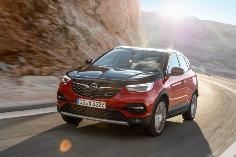 2164893 5uaywngaqi - Nuevo Opel Granland X Hybrid4: un SUV híbrido enchufable de 300 CV