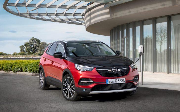 2164926 4380goseml - Nuevo Opel Granland X Hybrid4: un SUV híbrido enchufable de 300 CV