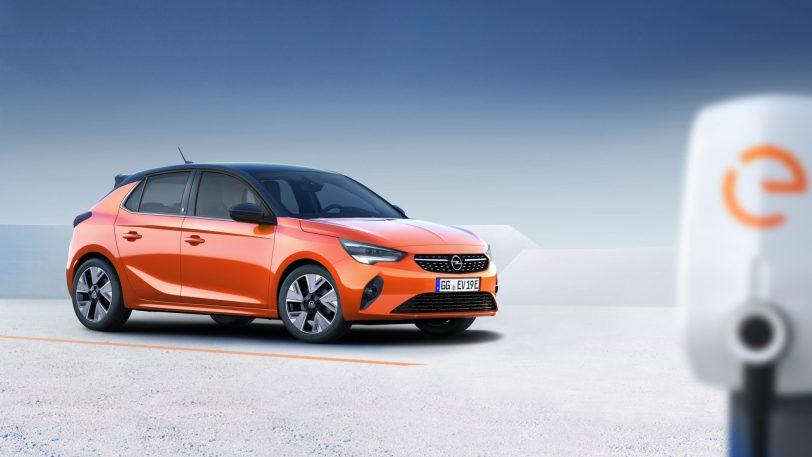 Opel Corsa e 506891 - El nuevo Opel Corsa ahora en eléctrico con 330 km