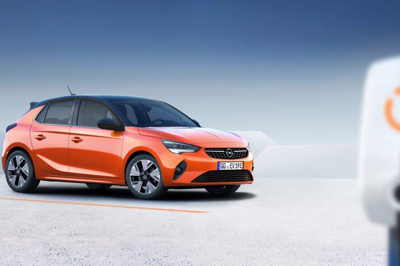 Opel Corsa e 506891 1260x840 - El nuevo Opel Corsa ahora en eléctrico con 330 km
