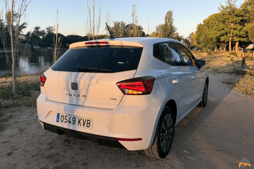 Trasera lateral derecho 2 Seat Ibiza 1260x840 - Seat Ibiza TGI Xcellence 2019: Una buena decisión para los jóvenes