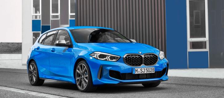 P90349578 highRes - El BMW Serie 1 ha llegado para quedarse, ahora más tecnológico que nunca