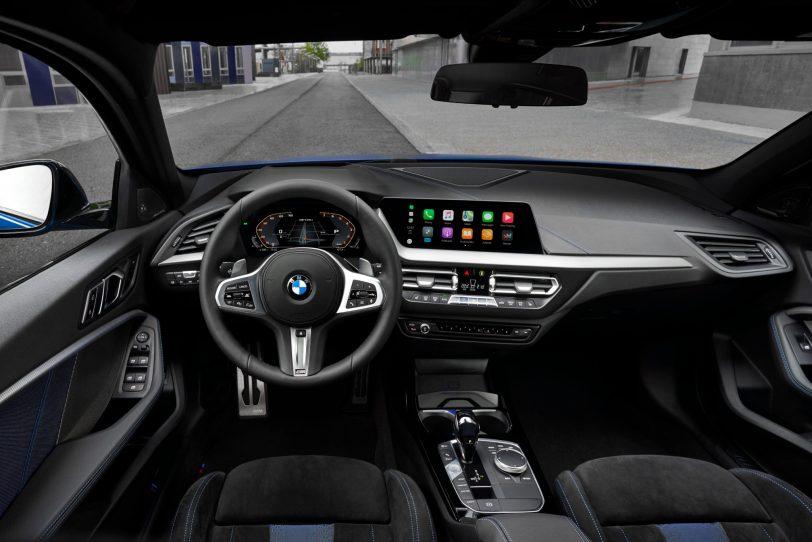 P90349591 highRes - El BMW Serie 1 ha llegado para quedarse, ahora más tecnológico que nunca