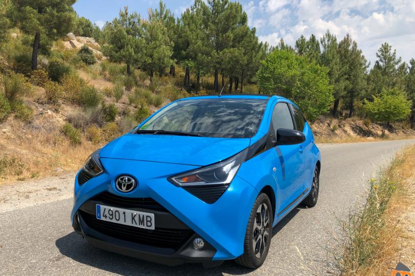 Frontal lateral izquierdo Toyota Aygo 1260x840 - Toyota Aygo 2019 ¿Es una buena alternativa para la ciudad?