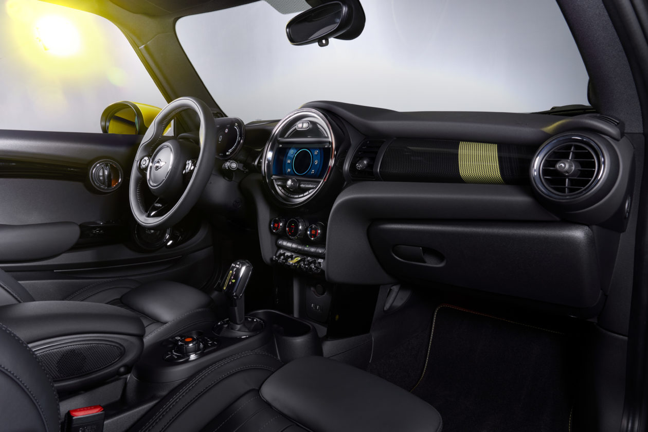 P90357977 highRes 1 1260x840 - Mini Cooper SE: El primer mini eléctrico