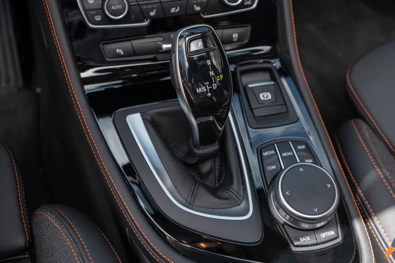 Cambio automatico bmw serie 2 active tourer 1260x840 - BMW Serie 2 Active Tourer: Un monovolumen deportivo