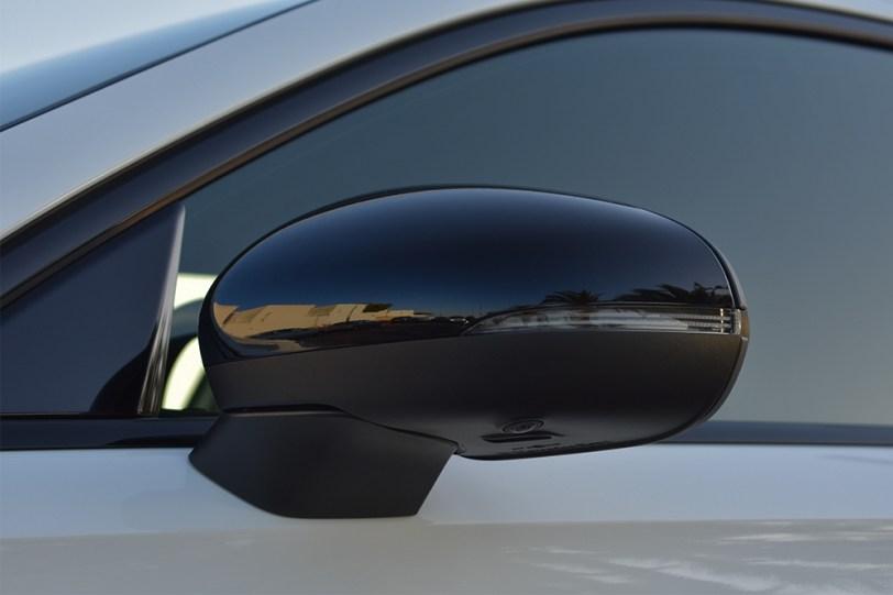 "Espejo Mercedes Benz Clase A Sedan - Mercedes Clase A 200 Sedán: Una berlina de ""acceso"" ""deportiva"" totalmente premium"