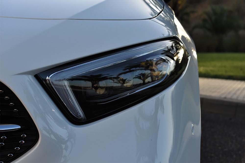 """Prueba Mercedes Clase A 200 Sed%C3%A1n 10 - Mercedes Clase A 200 Sedán: Una berlina de """"acceso"""" """"deportiva"""" totalmente premium"""