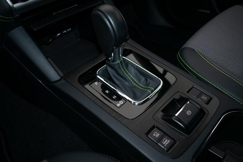 Cambio Subaru Outback Black Edition GLP 1260x840 - Subaru Outback Black Edition GLP: Un familiar diseñado para el confort y las excursiones