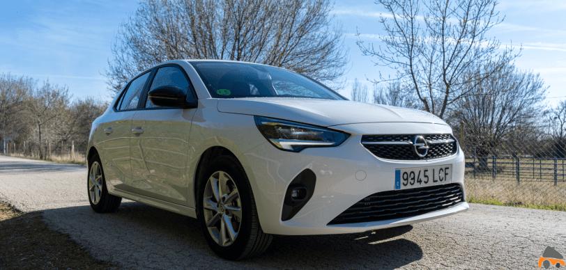 Frontal lateral derecho Opel Corsa Edition 2020 - Opel Corsa 2020: Un utilitario para tenerlo muy en cuenta