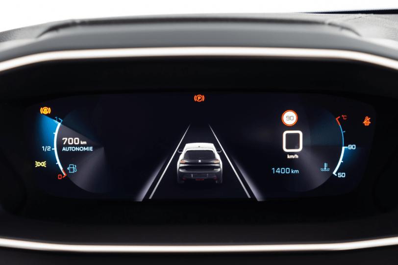 i Cockpit 3D Peugeot 208 GT Line 1260x840 - Peugeot 208 2020: Una evolución muy llamativa
