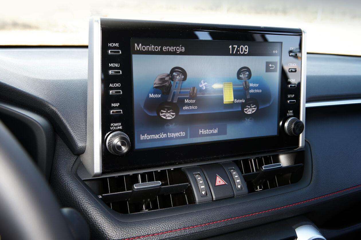 092acrss 4 1260x840 - Suzuki Across 2.5L 4×4 Plug-in-Hybrid de 306 CV: Un clon del Toyota RAV4