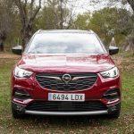 Frontal Opel Grandland X Hybrid4 scaled - Prueba Opel Grandland X Hybrid4 2020: 300 CV y 59 km de autonomía eléctrica