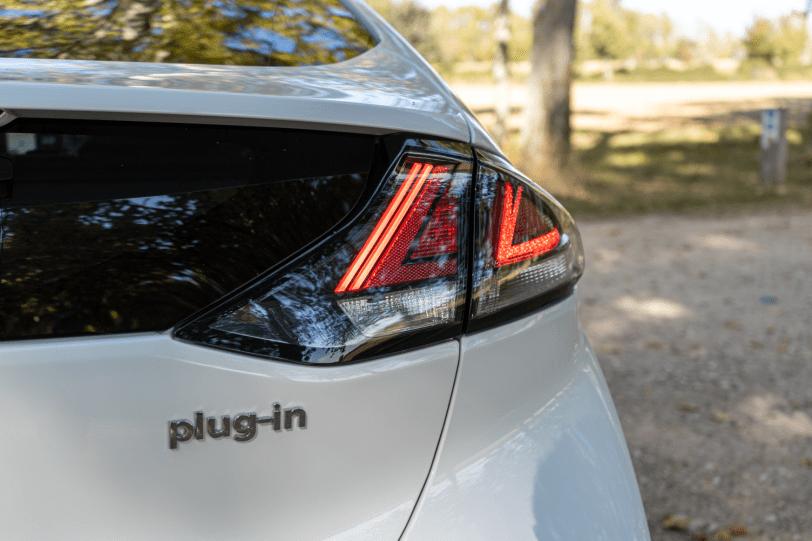 Logo Plug in Hybrid Hyundai Ioniq PHEV 1260x840 - Prueba Hyundai Ioniq PHEV 2020: ¿El mejor híbrido enchufable?