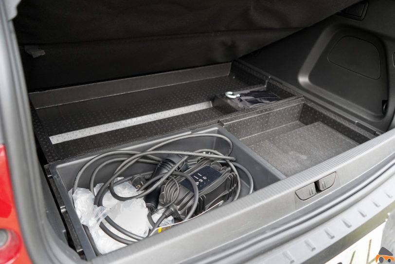 Maletero Opel Grandland X Hybrid4 scaled - Prueba Opel Grandland X Hybrid4 2020: 300 CV y 59 km de autonomía eléctrica